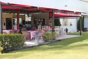 Towri's tasting area